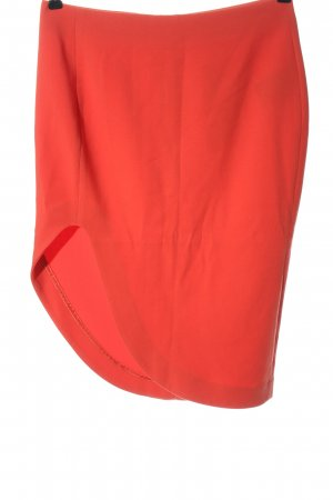 Mexx Asymmetry Skirt red business style