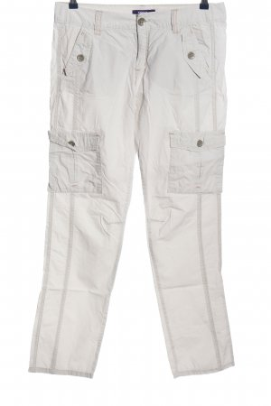 Mexx Baggy Pants weiß Casual-Look