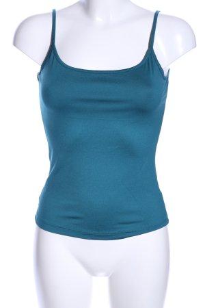 Mexx Basic topje blauw casual uitstraling