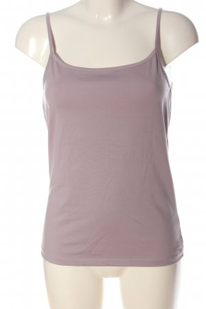 Mexx Basic topje roze gestippeld casual uitstraling