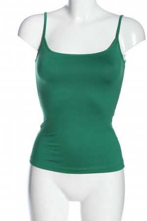 Mexx Basic topje groen casual uitstraling