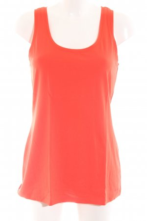 Mexx Basic topje rood casual uitstraling