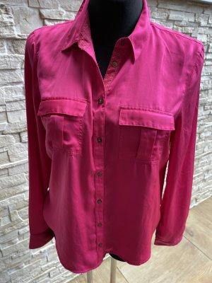Mexx Blusa brillante rosso lampone-magenta