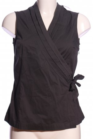Mexx Blouse topje lichtgrijs casual uitstraling