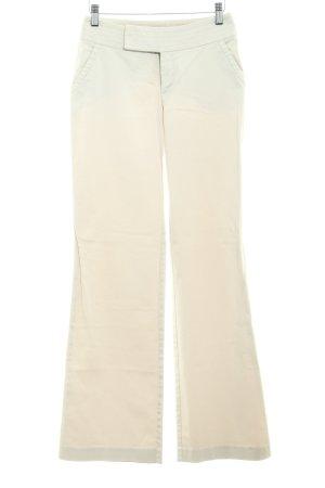 Mexx Boot Cut Jeans hellbeige Casual-Look