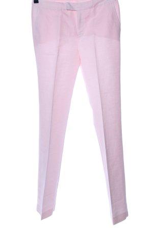 Mexx Bundfaltenhose pink Business-Look