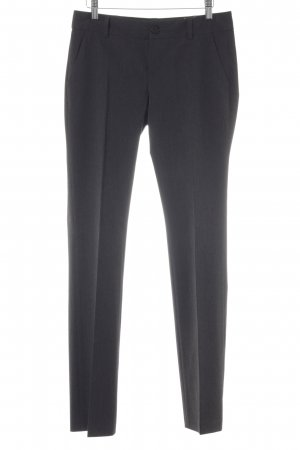Mexx Bundfaltenhose dunkelgrau Business-Look