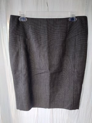 Mexx Midi Skirt black-grey