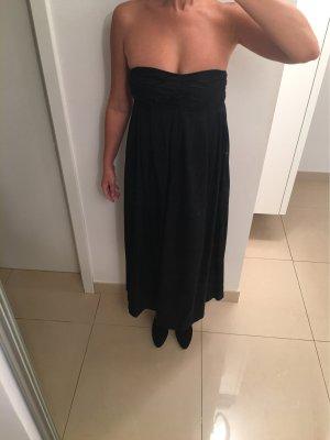 Mexx Sukienka gorsetowa czarny Bawełna
