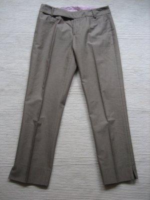 mexx caprihose buero neu gr. xs 34 beige 7/8 hose