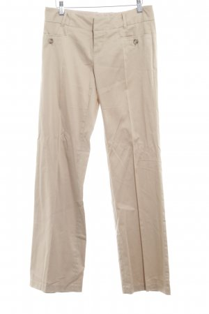 Mexx Chinohose beige Business-Look