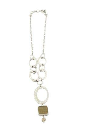 Mexx Collier Necklace silver-colored elegant