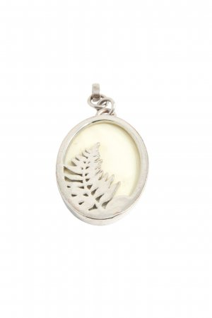 Mexx Pendant silver-colored casual look