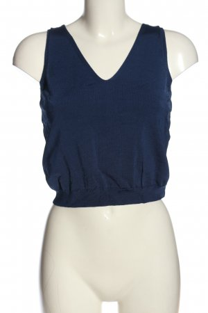 Mexx Cropped Top blue casual look