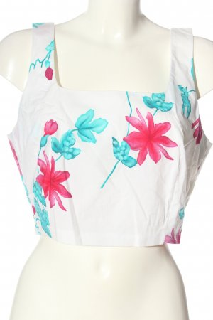 Mexx Cropped top volledige print casual uitstraling