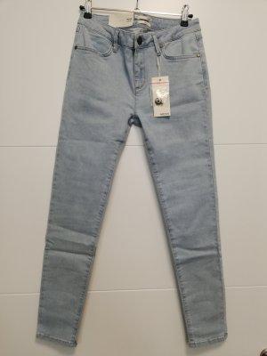 Mexx Dreiviertel Jeans hellblau neu 27/28