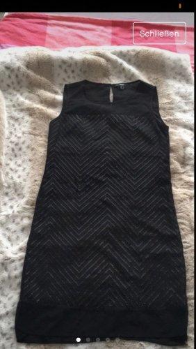 Mexx Sheath Dress black-silver-colored
