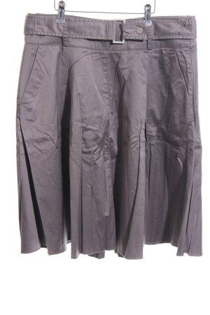 Mexx Jupe à plis violet style décontracté