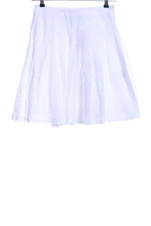 Mexx Plaid Skirt white casual look