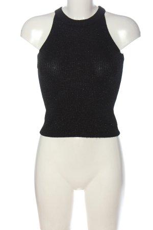 Mexx Cropped top zwart elegant