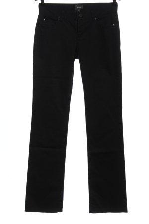 Mexx Five-Pocket-Hose schwarz Casual-Look