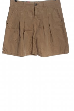 Mexx Flared Skirt brown casual look