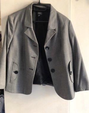 Mexx grau Anzug Blazer Hose 44 XXL