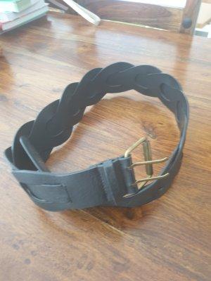 Mexx Hebilla del cinturón negro
