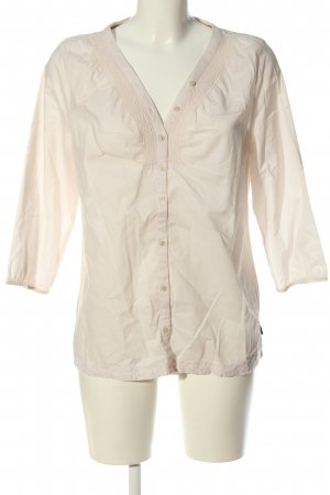 Mexx Hemd-Bluse creme Business-Look