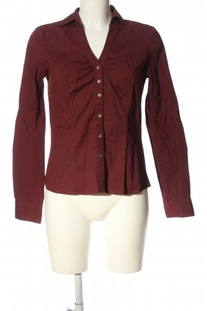 Mexx Hemd-Bluse rot Business-Look