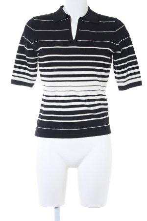 Mexx Hemd-Bluse schwarz-weiß