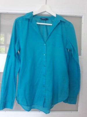 Mexx Shirt Blouse light blue-turquoise