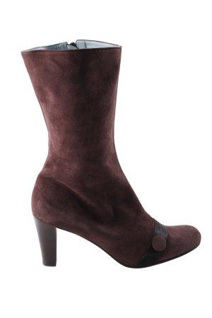 Mexx High Heel Stiefel braun Casual-Look