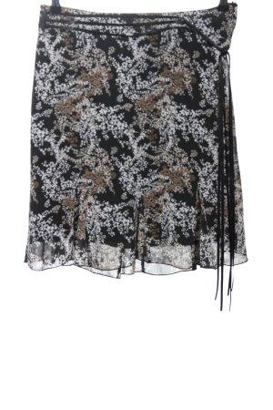 Mexx Jupe taille haute motif de fleur style décontracté
