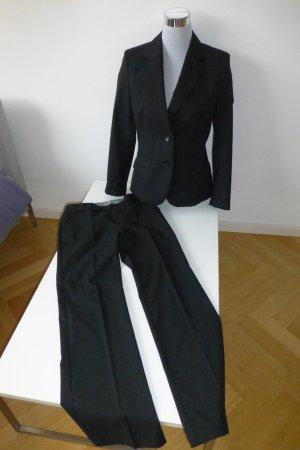 Mexx Business Suit black-anthracite