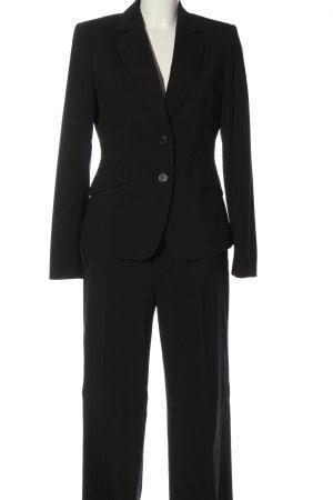 Mexx Tailleur-pantalon noir style d'affaires