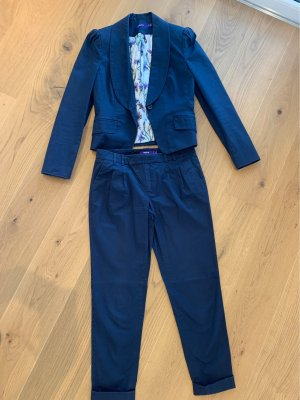Mexx Costume business bleu foncé