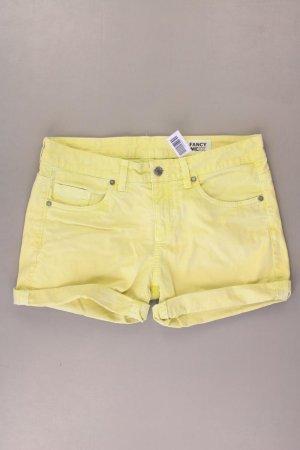 Mexx Hotpants Größe W26 gelb