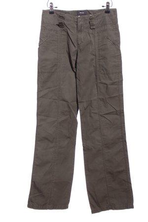Mexx Spodnie biodrówki jasnoszary W stylu casual