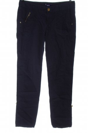 Mexx Low-Rise Trousers blue casual look