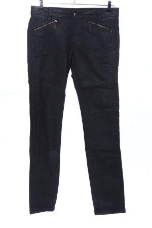Mexx Jeans vita bassa nero stile casual