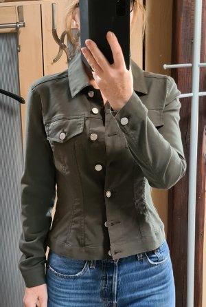 Mexx Denim Jacket khaki