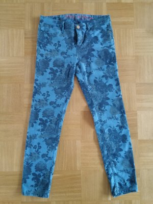 Mexx Jeans Blumenprint Gr. 30/33