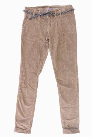Mexx Jeans Größe 34 braun aus Baumwolle