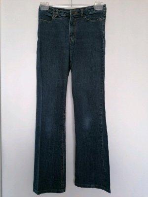 Mexx Jeans Hose Blau Vintage