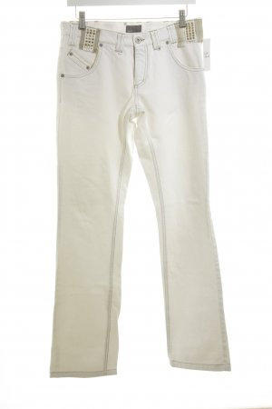 Mexx Jeans wollweiß Casual-Look