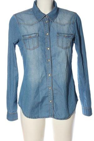 Mexx Denim Shirt blue