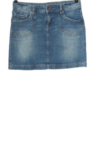 Mexx Jeansowa spódnica niebieski W stylu casual