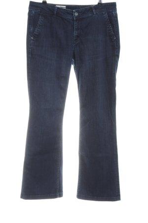 Mexx Jeans flare bleu style décontracté