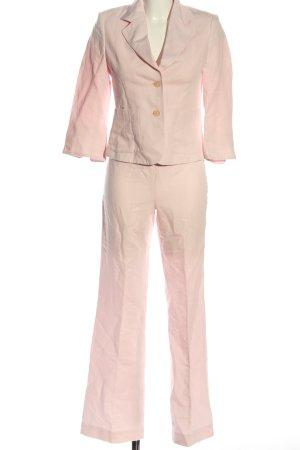 Mexx Twin set in jersey rosa stile professionale